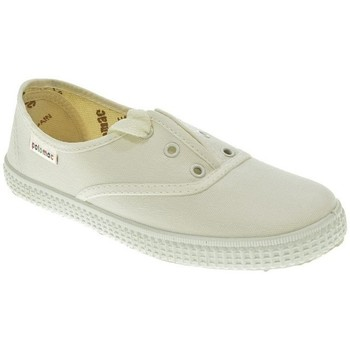 Zapatos Niño Tenis Potomac LONA NIÑO  BLANCO Blanco