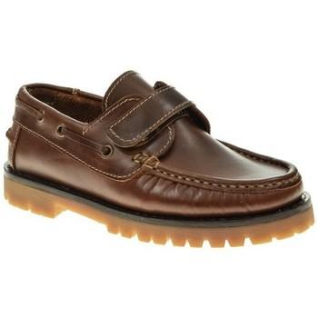 Zapatos Niño Zapatos náuticos Motesa ZAPATO NIÑO  MARRON Marrón