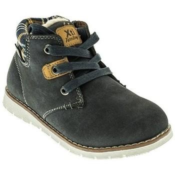 Zapatos Niño Botas de caña baja Xti BOTIN NIÑO  MARINO Azul