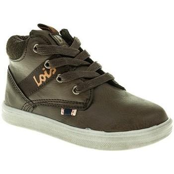 Zapatos Niño Botas de caña baja Lois BOTIN NIÑO  MARRON Marrón