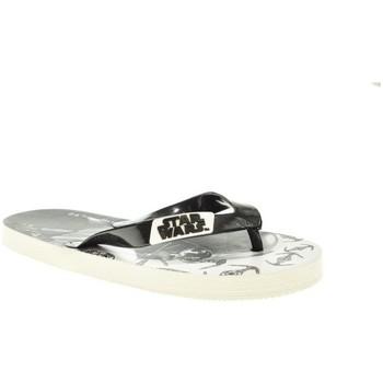 Zapatos Niño Chanclas Cerda PLAYA/PISC. NIÑO  NEGRO Negro