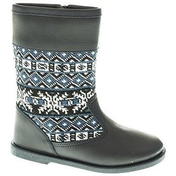 Zapatos Niña Botas de caña baja Xiquets BOTIN NIÑA  MARINO Azul
