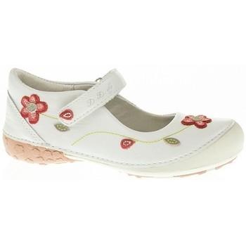 Zapatos Niña Derbie & Richelieu Ddstep ZAPATO NIÑA  BLANCO Blanco