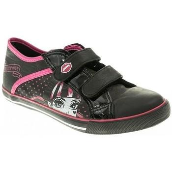 Zapatos Niña Zapatillas bajas Monster High DEPORTIVO NIÑA  NEGRO Negro