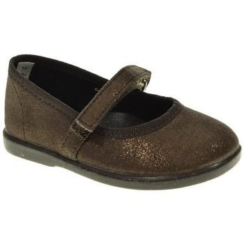 Zapatos Niña Bailarinas-manoletinas Batilas MANOLETINA NIÑA  MARRON Marrón