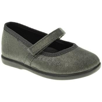 Zapatos Niña Bailarinas-manoletinas Batilas MANOLETINA NIÑA  GRIS Gris