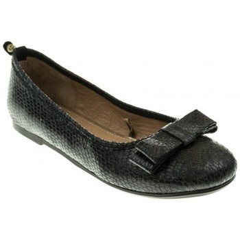 Zapatos Niña Bailarinas-manoletinas Mayoral MANOLETINA NIÑA  NEGRO Negro