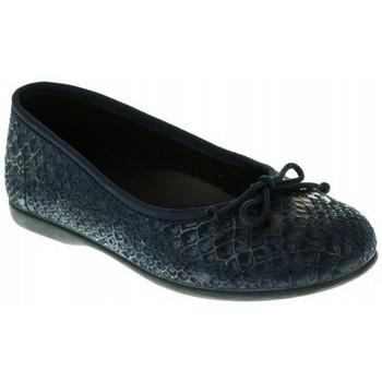 Zapatos Niña Bailarinas-manoletinas Batilas MANOLETINA NIÑA  MARINO Azul
