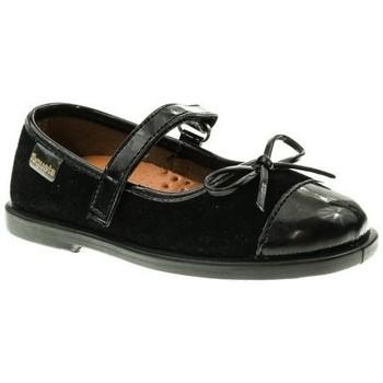 Zapatos Niña Bailarinas-manoletinas Xiquets MANOLETINA NIÑA  NEGRO Negro