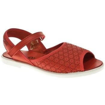 Zapatos Niña Sandalias Xiquets SANDALIA NIÑA  ROJO Rojo