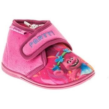 Zapatos Niña Pantuflas para bebé Cerda ZAPATILLAS NIÑA  FUCSIA Rosa