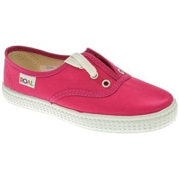 Zapatos Niña Tenis Potomac LONA NIÑA  FUCSIA Rosa