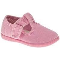Zapatos Niña Tenis Asai LONA NIÑA  ROSA Rosa
