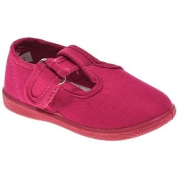 Zapatos Niña Tenis Asai LONA NIÑA  FUCSIA Rosa