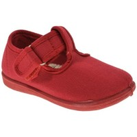 Zapatos Niña Tenis Asai LONA NIÑA  ROJO Rojo