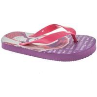 Zapatos Niña Chanclas Cerda PLAYA/PISC. NIÑA  MORADO Violeta