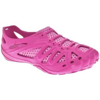 Zapatos Niña Zuecos (Clogs) Gioseppo PLAYA/PISC. NIÑA  FUCSIA Rosa