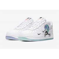 Zapatos Zapatillas bajas Nike Air Force 1 Earth Day White