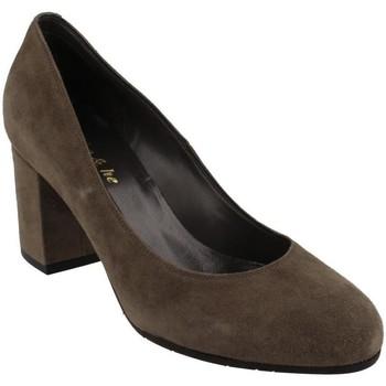 Zapatos Mujer Zapatos de tacón She - He 818 TAUPE Gris