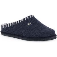 Zapatos Mujer Pantuflas Grunland KLOS BLU Blu