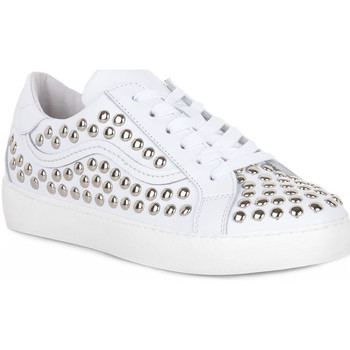 Zapatos Mujer Multideporte At Go GO 2493 GALAXY BIANCO Bianco
