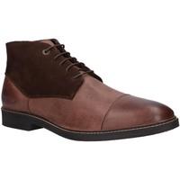 Zapatos Hombre Botas de caña baja Kickers 828790 MATEON Marr?n