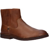 Zapatos Hombre Botas de caña baja Kickers 828710 CLUBCIT Marr?n