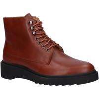Zapatos Mujer Botas de caña baja Kickers 734261 ADHEMAR Marr?n