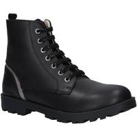 Zapatos Niña Botas de caña baja Kickers 830040 GROOKE Negro