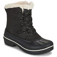Zapatos Mujer Botas de caña baja Crocs ALL CAST II BOOT W Negro