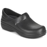 Zapatos Mujer Zuecos (Clogs) Crocs NERIA PRO II CLOG W Negro