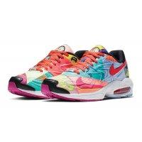 Zapatos Zapatillas bajas Nike Air Max 2 Atmos Black/Bright Crimson