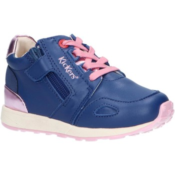 Zapatos Niña Multideporte Kickers 829780 DENVER MID Azul