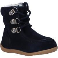 Zapatos Niño Botas de nieve Kickers 571933-10 BAMARA-2 Azul