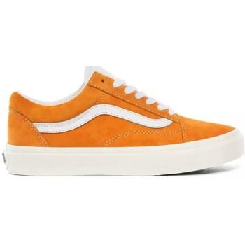 Zapatos Mujer Deportivas Moda Vans Old Skool (pig suede) jaune VN0A4U3B2O31 Amarillo