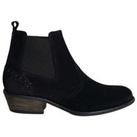 Zapatos Mujer Botines Salsa Bottines noir La Crosse 124936 Negro