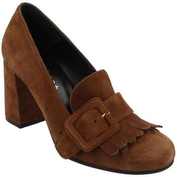 Zapatos Mujer Zapatos de tacón Belset 2969 C/976 Marrón