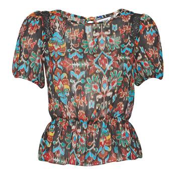 textil Mujer Tops / Blusas Naf Naf MELIS C1 Marino