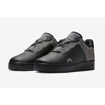 Zapatos Zapatillas bajas Nike Air Force 1 Low x A Cold Wall Black Black/Dark Grey-White