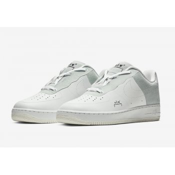 Zapatos Zapatillas bajas Nike Air Force 1 Low x A Cold Wall White White / Light Grey – Black