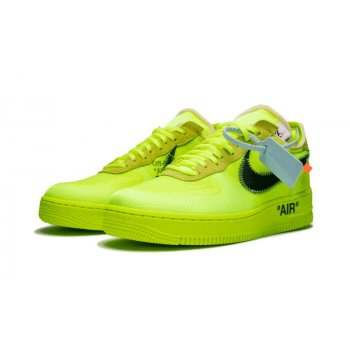 Zapatos Zapatillas bajas Nike Air Force 1 Low x Off White