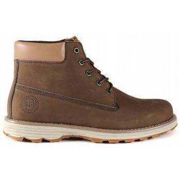 Zapatos Hombre Botas de caña baja Big Star EE174229 Marrón