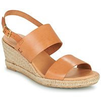 Zapatos Mujer Sandalias Dream in Green OLEM Tan
