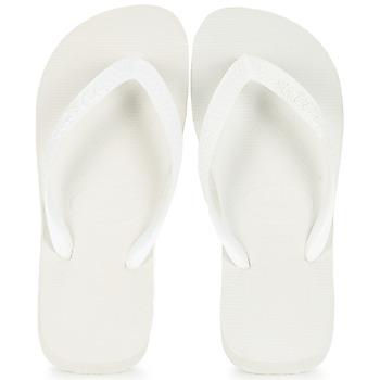Zapatos Chanclas Havaianas TOP Blanco
