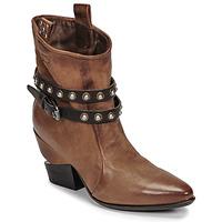 Zapatos Mujer Botas de caña baja Airstep / A.S.98 TINGET Marrón
