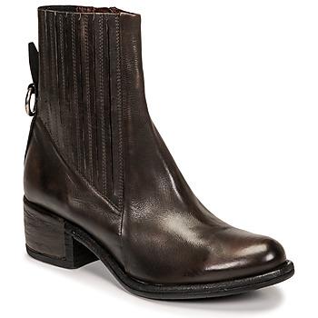 Zapatos Mujer Botas de caña baja Airstep / A.S.98 OPEA Marrón