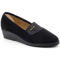 Zapatos Mujer Pantuflas Cbp - Conbuenpie Zapatillas de casa clásicas by CBP Home Noir
