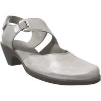 Zapatos Mujer Zapatos de tacón Mephisto MAYA cuero gris