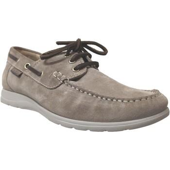 Zapatos Hombre Zapatos náuticos Mephisto GIACOMO Terciopelo beige