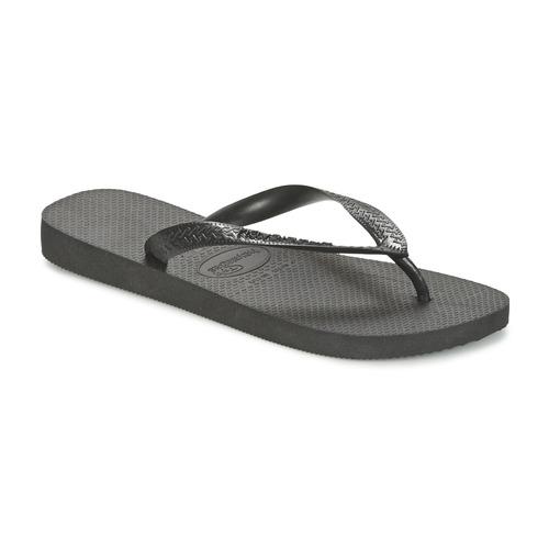 Zapatos Chanclas Havaianas TOP Negro